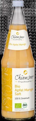 BIO Apfel Mango Saft | Chiemseer Fruchtsäfte